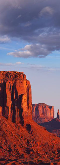 Arizona Monument Valley detail